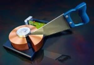 Разбивка жесткого диска на разделы