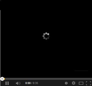 видео в браузере