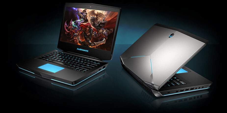 Ноутбук Dell Alienware 14