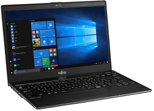 Ультрабук Fujitsu LifeBook U937/P