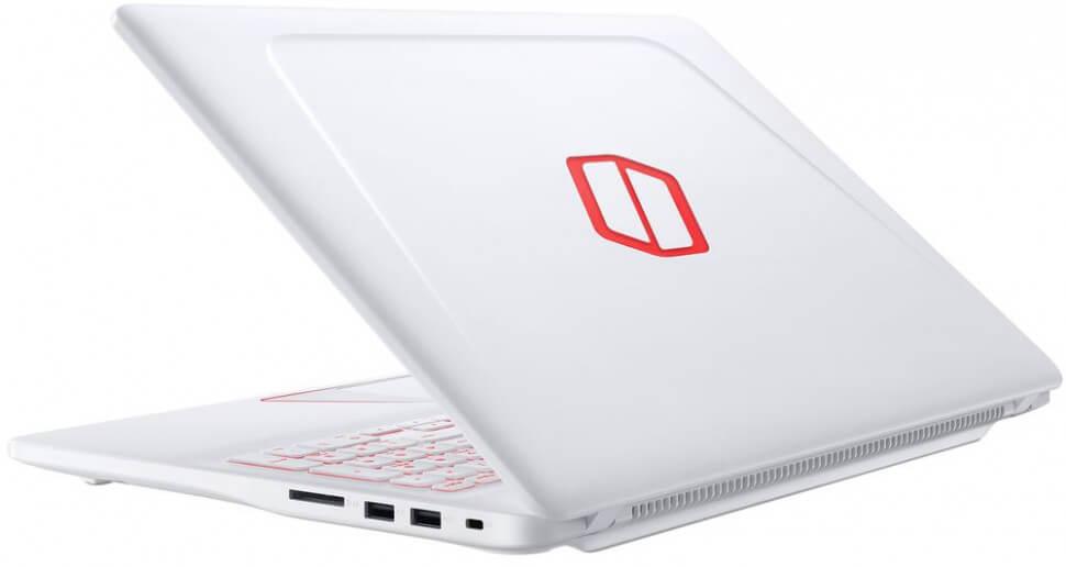Игровой ноутбук Odyssey 15 и 17