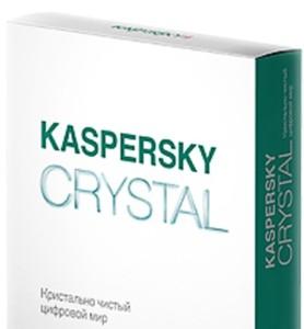 kaspersky crystal 2013