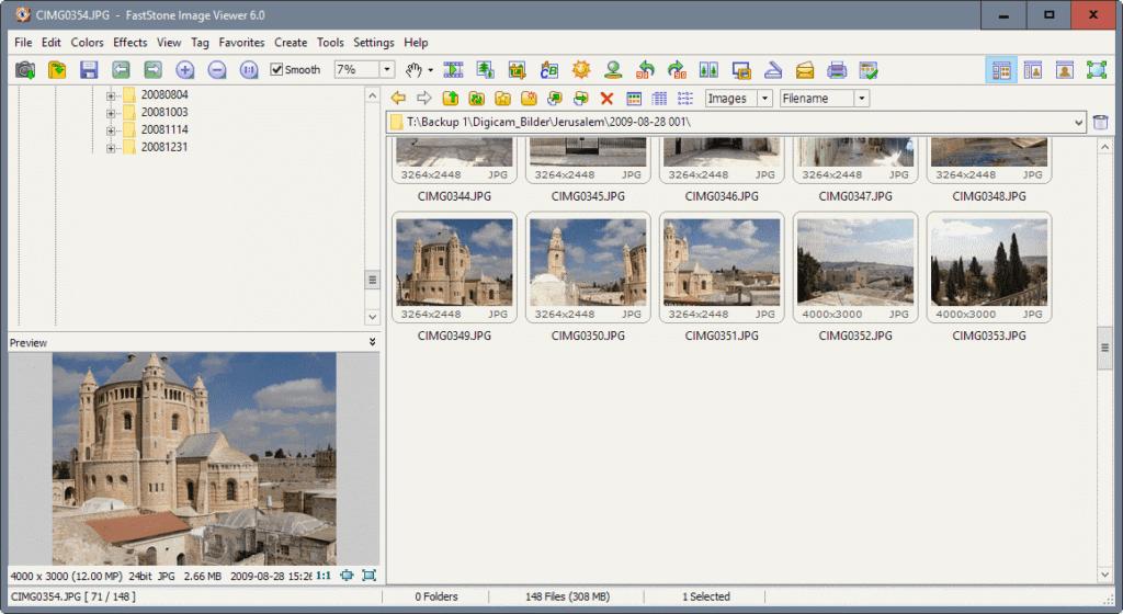 Программы для просмотра любого формата фотографий