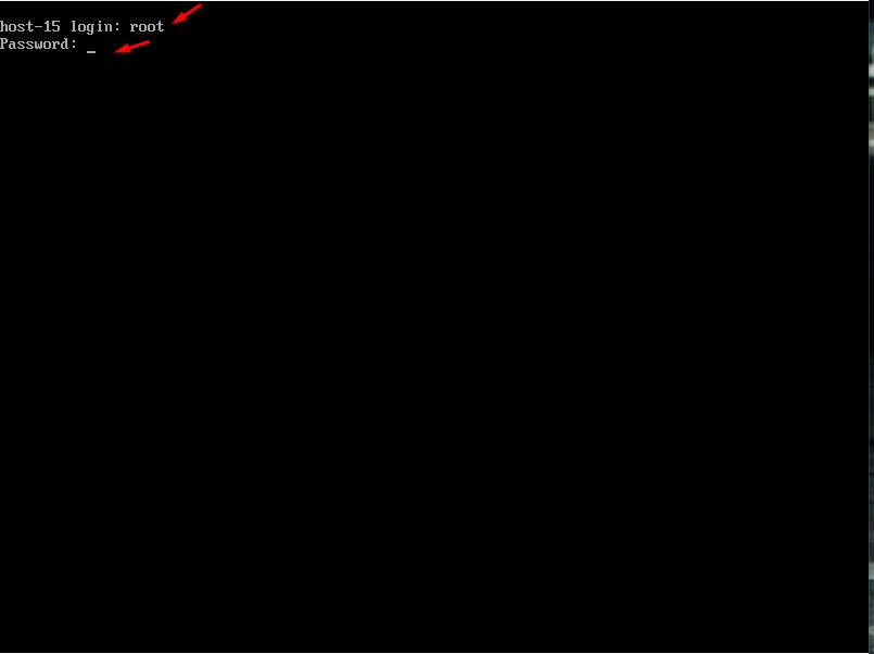 Терминал Alt Linux