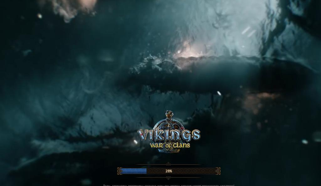 Играть в Vikings: War of Clans