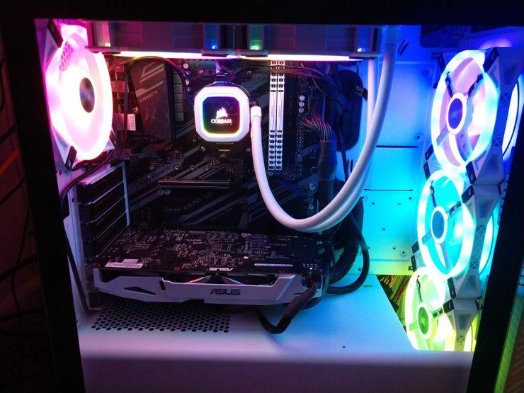 фото Игровой компьютер