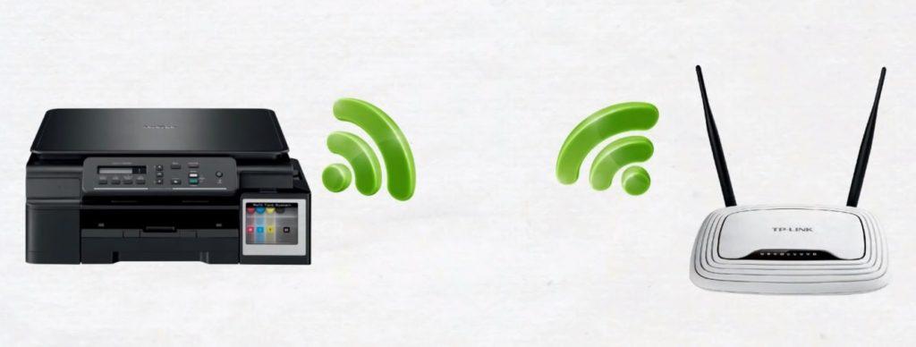 Wi-Fi принтер